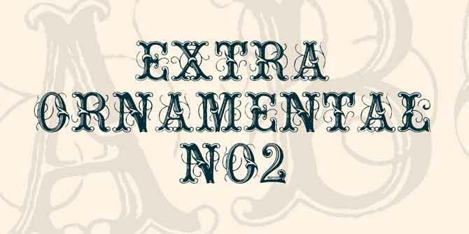 extra ornamental n°2