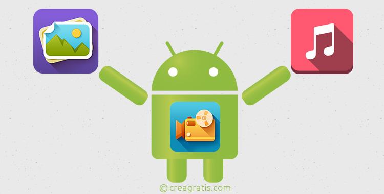 App per creare video con foto e musica su Android