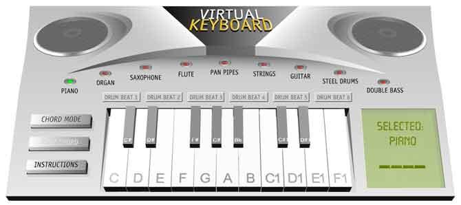 VirtualKeyboard.nsspot.net