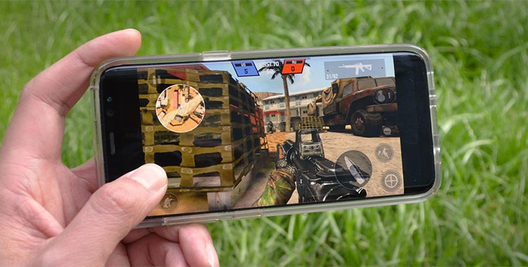 Giochi sparatutto offline per iPhone