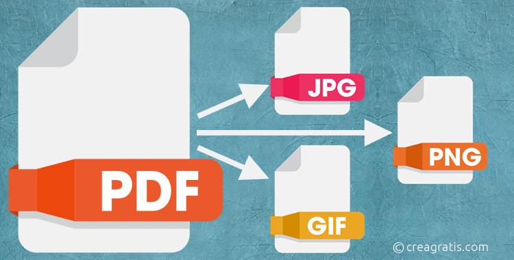 Siti per estrarre immagini da PDF online