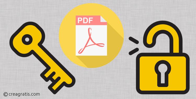Siti per rimuovere la protezione dai PDF online