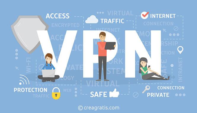 Immagine sulle VPN